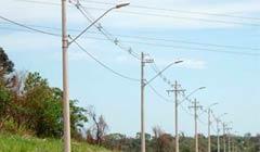 Rede de Distribuição de Energia Aérea Compacta